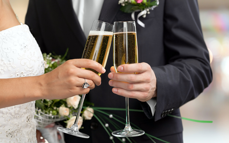 Wedding Prosecco